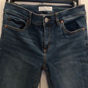 Loft Slim Fit Jeans with Stretch